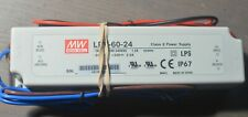Meanwell Mean well LPV-60-24 power supply 24VDC 2.5A LED IP67