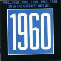 Various - The Greatest Hits of 1960 (CD) (1990)
