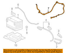 Chevrolet GM OEM 12-18 Sonic-Battery Cable 95386417