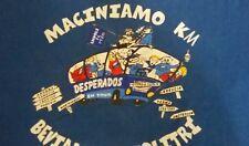 Ultras Desperados Empoli T-Shirt rara da collezione no sciarpa match worn
