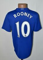 MANCHESTER UNITED 2008/2009 THIRD FOOTBALL SHIRT NIKE ROONEY #10 SIZE M ADULT