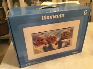 """iMate Momento 100 7"""" Digital Picture Frame FREE SHIPPING"""