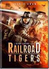 Railroad Tigers [New DVD]