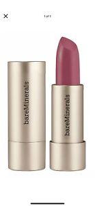 Bare Minerals Mineralist Hydra Smoothing Lipstick ~ Honesty ~ Pink Vegan ~ 1.8g