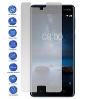 Tempered glass screen protector film for Nokia 8 Genuine 9H Premium