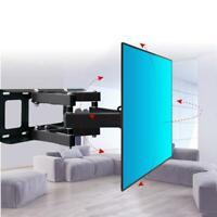 Adjustable Full Motion TV Wall Mount Bracket 32 40 42 43 46 47 50 52 55 60 65 In