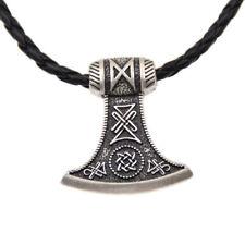 Viking Axe Necklace -heavy metal asatru heathen pagan nordic biker odin tyr