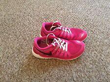 Nike Free 5.0 Rosa Running Scarpe da ginnastica donna-Taglia UK 3