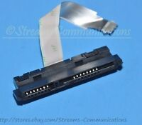 HP 15-p044nr Laptop HDD Hard Drive SATA Connector (Adapter) w/ Ribbon Cable