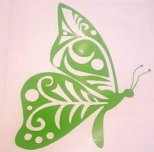 Butterfly vinyl decal sticker approx 9cmx11cm Car sticker
