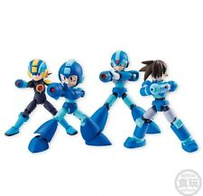 Megaman Rockman 66 action Dash X Battle Network Classic 4 figure set Bandai