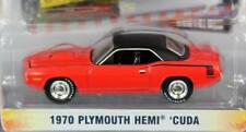 Plymouth Red Diecast Vehicles