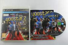 PLAY STATION 3 PS3 YOOSTAR 2 IN THE MOVIES COMPLETO PAL ESPAÑA