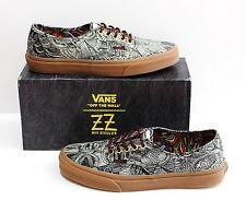 Vans Authentic OTW Gallery Zio Ziegler Gumsole Men's Size 7.5