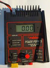 ROBBE Power Peak 5, KFZ-Schnellladegerät für 1-10NC, 5A Pulselader!