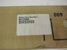 NEW BOX OF 2  RITTAL TS 8612.660 DUAL SYSTEM CHASSIS 8612660