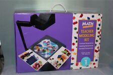 Harcourt Brace Math Teacher Modeling Kit Set Grade 1