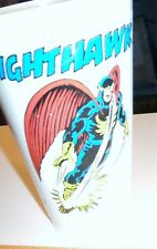 Nighthawk SLURPEE CUP Marvel `75 THE DEFENDERS 7-11 Toy