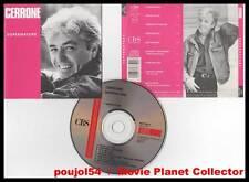 """MARC CERRONE """"Supernature"""" (CD) Best Of 9 Titres 1990"""