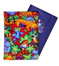 PASSPORT COVER/FOLDER/WALLET - AUSTRALIAN ANIMALS made by Graggie Australia*GA