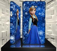 Coque Samsung Galaxy S2 La reine des neiges Anna 01