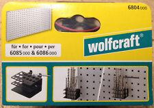 Wolfcraft Bohrerhalter für Lochwand ( 6085000 / 6086000 ) 6804000