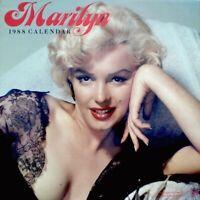 Marilyn Monroe 1988 Pinup Calendar Bernard of Hollywood Promo Photo NM SEALED