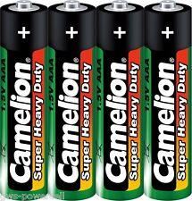40 x Camelion AAA Batterie R03 Super Heavy Duty Grün  Micro Shrink 1,5 Volt