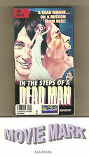 IN THE STEPS OF A DEAD MAN 1974 (Thriller Video) John Nolan RARE OOP vhs No DVD!