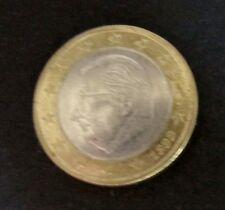 1 Euro-Münze Belgien Prägejahr 1999 aus Umlauf Sammlerstück