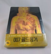 James Bond Goldfinger 007 Bluray Steelbook Korea NEW OVP Ultra Limited
