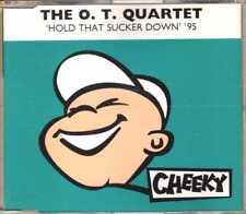 The O.T. Quartet - Hold That Sucker Down '95 - CDM - 1995 - House Trance 5TR