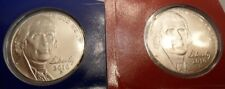 2010 P & D NICKEL SET (2 COINS) *MINT CELLO*  **FREE SHIPPING**
