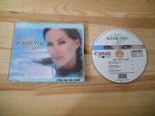 CD Schlager Marie Vell - Alles nur ein Spiel (3 Song) MCD COM-ES REC / DELTA MUS