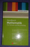Wissen sofort: Handbuch Mathematik. Für Schule und Berufsalltag (Tandem Verlag)