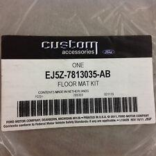 Ford Custom Acc. EJ5Z-7813035-AB One Floor Mat Kit