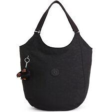 New With Tag Kipling MOLDE Medium Shoulder Tote Bag-  Black