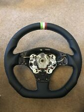 MASERATI GranTurismo MC Steering Wheel Tricolore Italian Artesian Custom