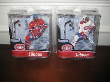 MCFARLANE NHL 28 PK SUBBAN BRONZE COLLECTOR LEVEL CHASE #163/3000 CANADIENS LOT