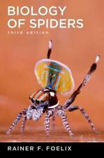 Biology of Spiders (Paperback), Foelix, Rainer, 9780199734825