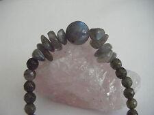 Highly Spiritual Stacking Bracelet Labradorite Protective Cosmic Light Energies