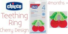 Teething Ring Fresh Relax By Chicco Cherry Design Brand New Free Delivery