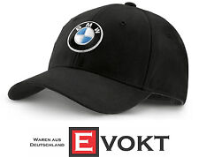 BMW Lifestyle Collection Black Men Baseball Cap 80162411103 Genuine New