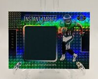 Jalen Reagor 2020 Illusions Jersey Patch Rookie Card RC Philadelphia Eagles