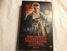 B90 Stranger Things Season 1 4-disc DVD /Blu-Ray Collector's Edition Box Set
