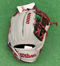 "2021 Wilson A2000 DP15SS Pedroia Fit 11.5"" Infield Baseball Glove - WBW100109115"