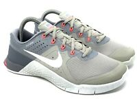 WMNS Metcon 2 AMP Training Women's Shoes Size 7  8 and 8.5 Gray Pink 843972-002