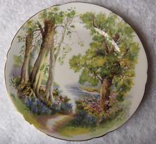 Shelley England china Woodland scenic salad plate~No reserve