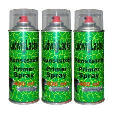 Kunststoffprimer 3 Spray 400ml Kunststoff Primer Grundierung unter Autolack