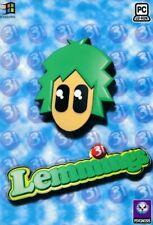 Lemmings 3D - PC CD-ROM Game - Brand New & Sealed